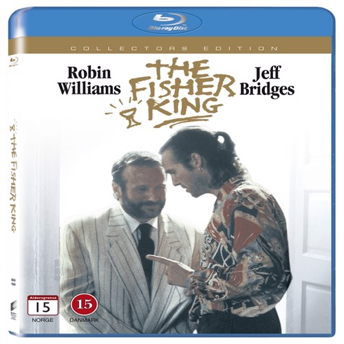 Image of Fisher King (Classic Line) - Blu-Ray (5051162313472)