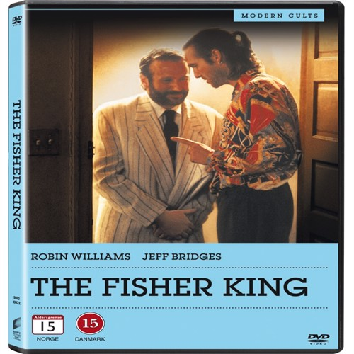 Image of Fisher King - DVD (5051162308911)