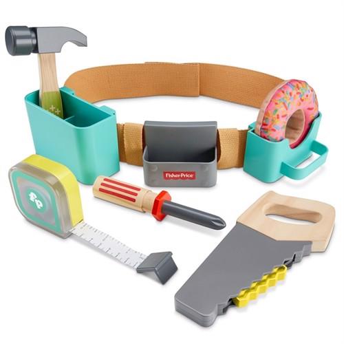 Image of Fisher-Price - DIY Tool Belt (GGT60) (0887961786941)