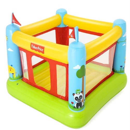 Image of Fisher-Price Hoppeborg 175 x 173 x 135 cm (6942138961911)
