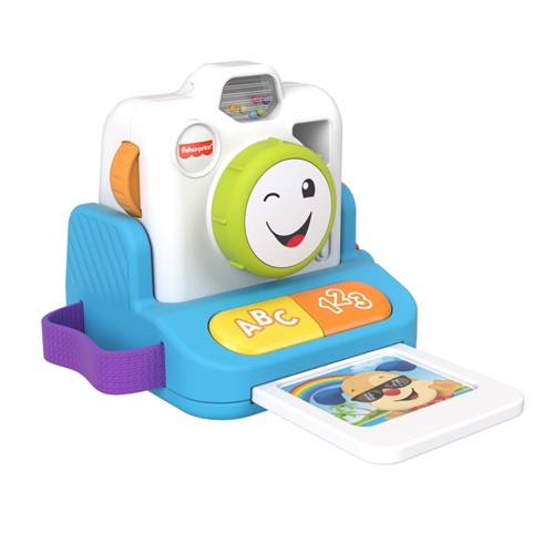Image of Fisher Price - Learning fun - Camera (0887961864014)