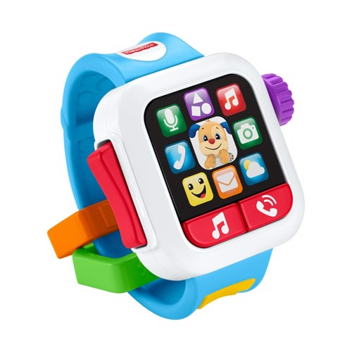Image of Fisher Price - Learning fun - Smart watch (0887961858259)