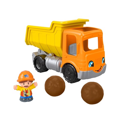 Image of Fisher Price - Little People - Truck (0887961864472)