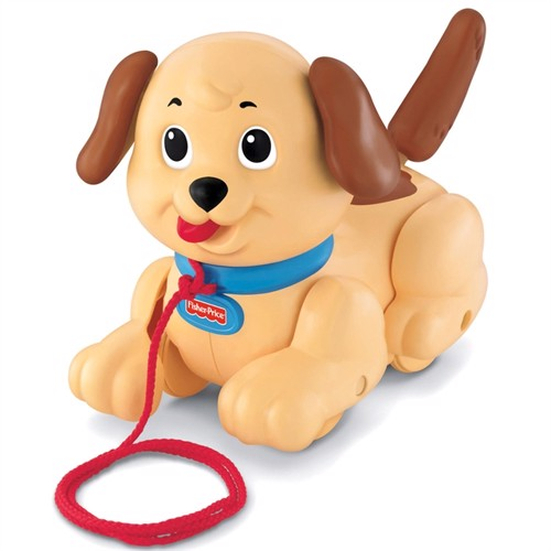 Image of Fisher price hundehvalpen snoopy