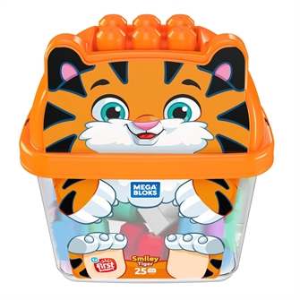 Image of Fisher Price Mega Bloks Tiger