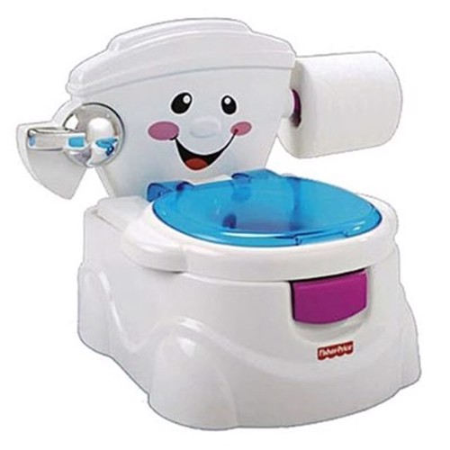 Fisher Price  My Potty Friend P4324