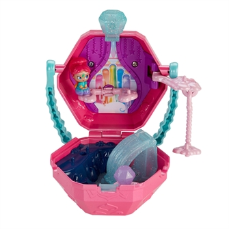 Image of Fisher Price Shimmer ; Shine Teenie Genies - Shimmer (887961526141)