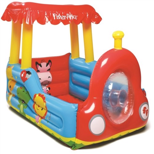 Image of Fisher Price Tog Boldebad Med Bolde (6942138934625)
