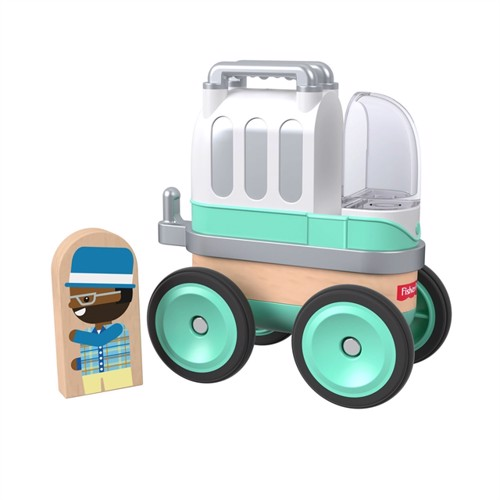 Image of Fisher Price Wondermakers campingvogn