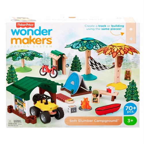 Image of Fisher Price Wonder Makers Campingplads