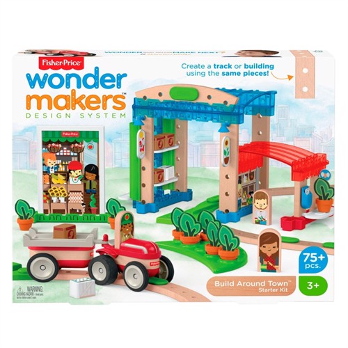 Image of Fisher Price Wondermakers By (0887961690361)