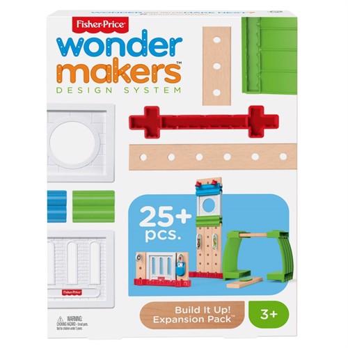Image of Fisher Price Wonder makers udviddelses sæt build it up