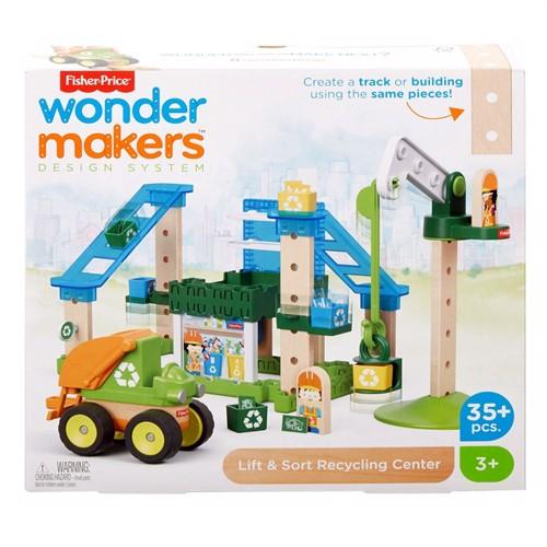 Image of Fisher Price Wonder Makers Genbrugscenter
