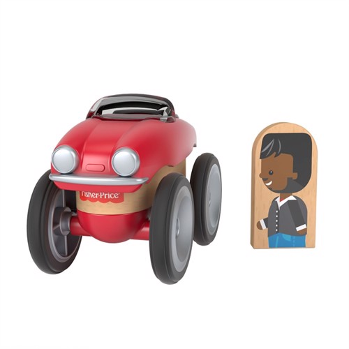Image of Fisher Price Wondermakers sportsbil (0887961781762)