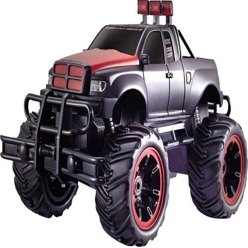 Image of Fjernstyret Monstertruck Offroad 1:16 Sort (5712548148575)