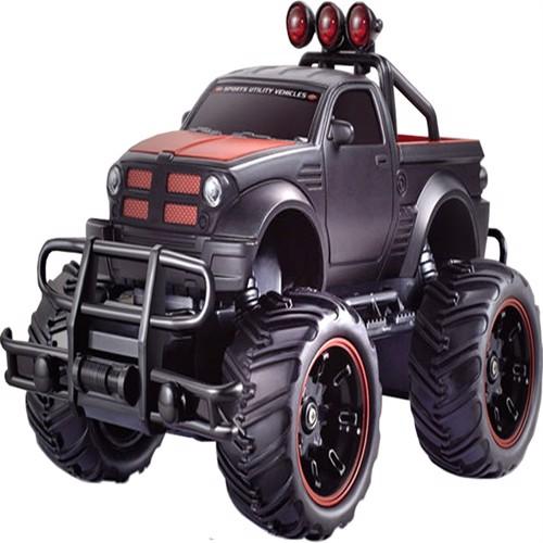 Image of Fjernstyret Monstertruck Offroad 1:20 Sort (5712548148599)