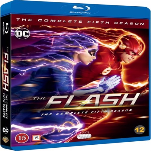Image of Flash Serie 5, DVD (7340112750732)
