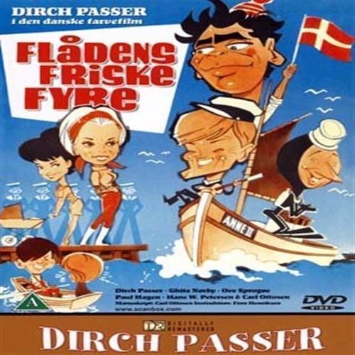 Billede af Flådens Friske Fyre DVD