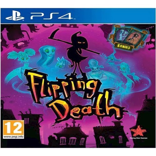 Image of   Flipping Death