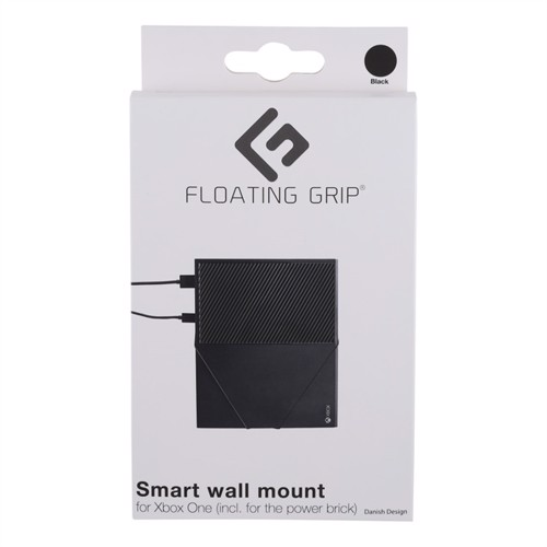 Image of Floating Grip Xbox One Wall Mount (Black) (5713474000043)