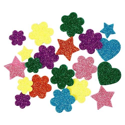 Image of Foamforms Glitter, 100pcs. (5707167914809)