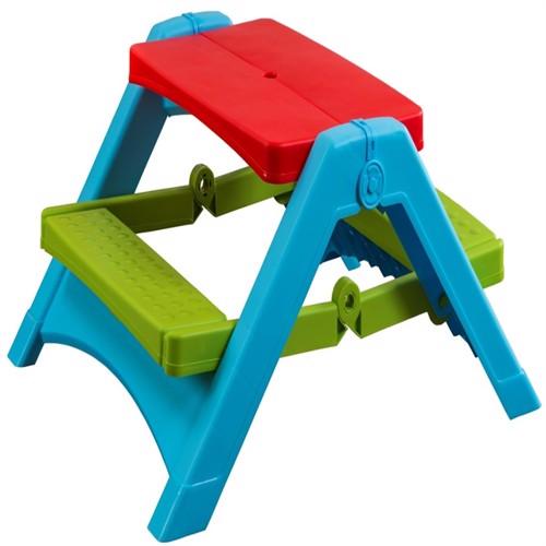 Image of Foldbart Børne Campingbord