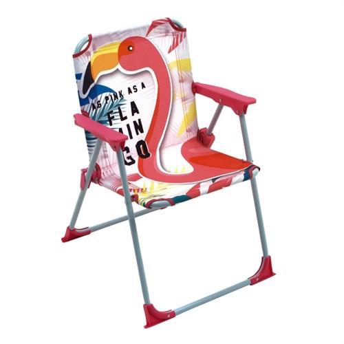 Image of Folde stol flamingo