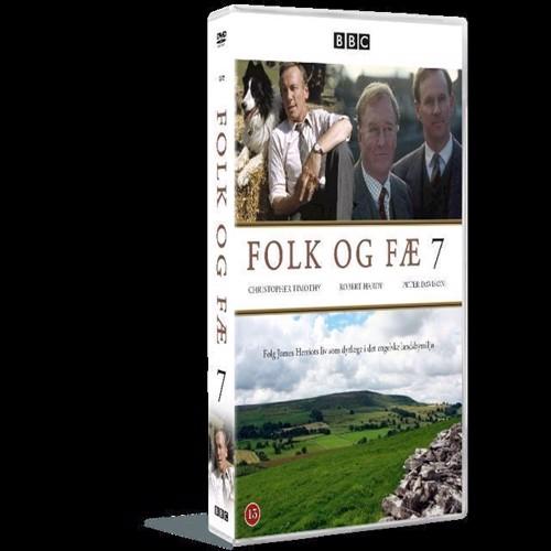 Image of Folk og Fæ sæson 7 DVD (5709165535420)