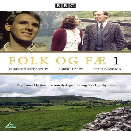 Image of Folk og få Sæson 1 DVD (5709165475429)