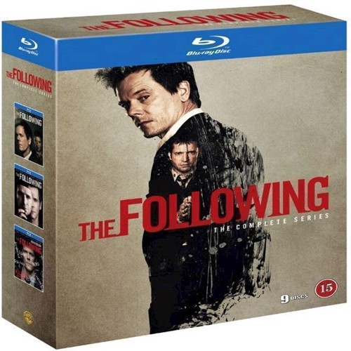 Image of Following, The The Complete Series Blu-ray (5051895402825)