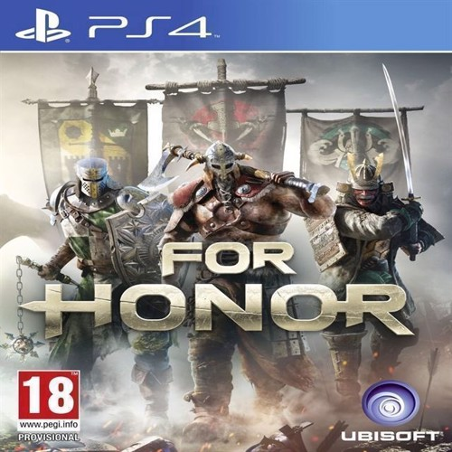 Image of For Honor - PS4 (3307215914861)
