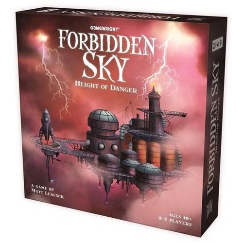 Image of Forbidden Sky (0759751004248)