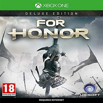 Image of for honor deluxe edition PS4 (3307216000358)