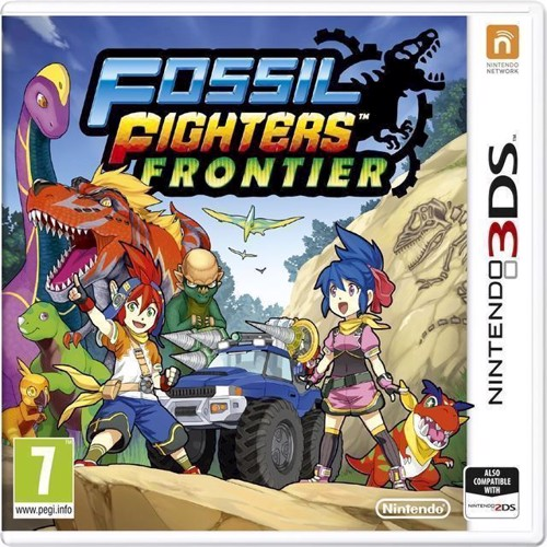 Image of Fossil Fighters Frontier - Nintendo 3DS