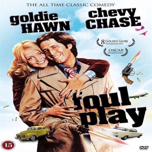 Image of Foul Play DVD Pigen som vidste for meget (7350007159144)