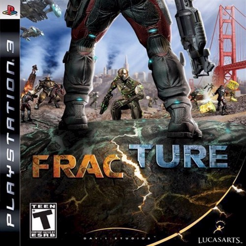 Image of   Fracture - PS3