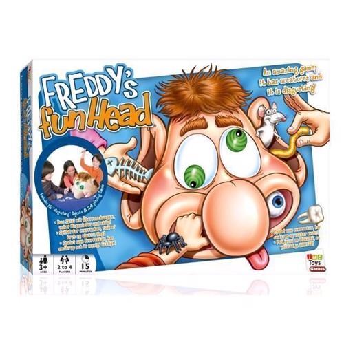 Spil, Freddys Fun Head