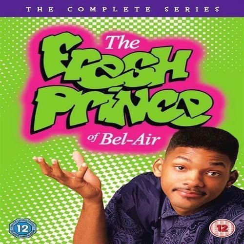 Image of Fresh Prince of BelAir, Komplet Serie 23disc DVD (5051892201803)