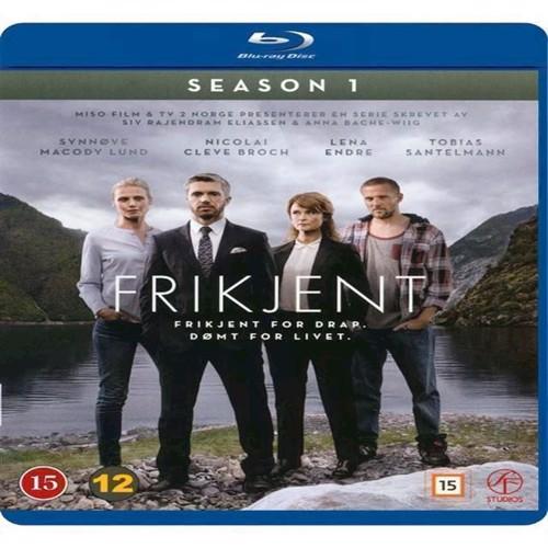 Image of Frikjent Sæson 1 Blu-ray (7333018008878)