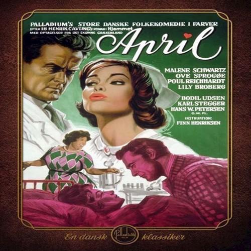 Billede af Frøken April DVD