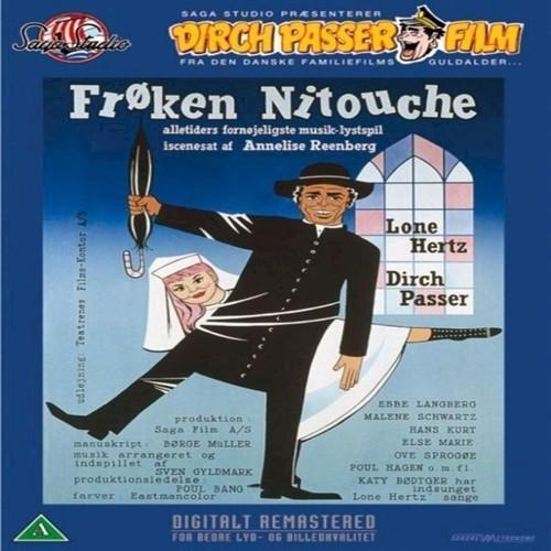 Billede af Frøken Nitouche, DVD