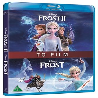 Image of Frost 1 & 2 / Frozen 1 & 2, Blu-ray (8717418560089)