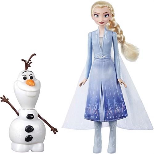 Image of Frozen 2 Olaf Og Elsa (5010993612376)