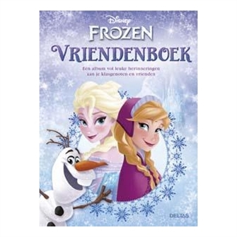 Image of   Frozen friends book