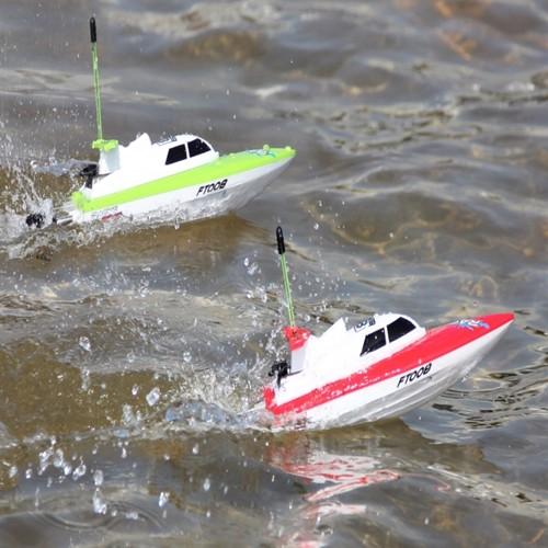 Image of Fjernstyret Speedbåd