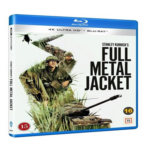 Image of Full Metal Jacket - Blu-ray (7333018017214)
