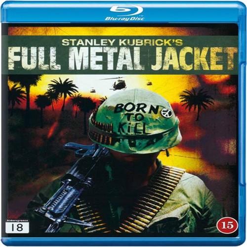 Image of Full metal jacket Blu-Ray (5051895034460)