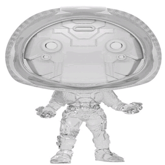 Image of Funko! POP - Exclusive - Marvel Ant-Man & The Wasp - Ghost (30747) (0889698307475)