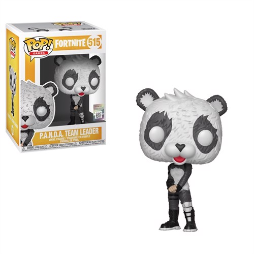 Image of Funk O Pop Fortnite Panda Team Leader