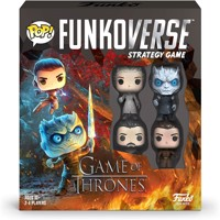 Funko POP! - Funkoverse: Game of Thrones - 4 Pack Stragedy Game (46060)